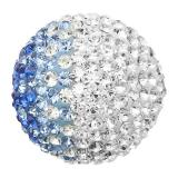 Engelsrufer  Klangkugeln Messing mit Crystal blau / weiß (japanischer Ton) ERS-07-ZI-S EAN: 4260316918789