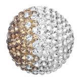 Engelsrufer  Klangkugeln Messing mit Crystal braun / weiß (japanischer Ton) ERS-03-ZI-S EAN: 4260316918741